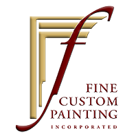 Fine Custom Painting Inc. - San Francisco, CA - Logo